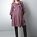 Swing maternity coat by Woo