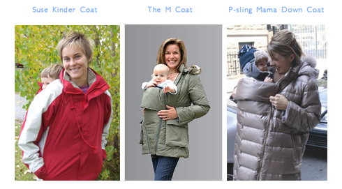 Babywearing coat2