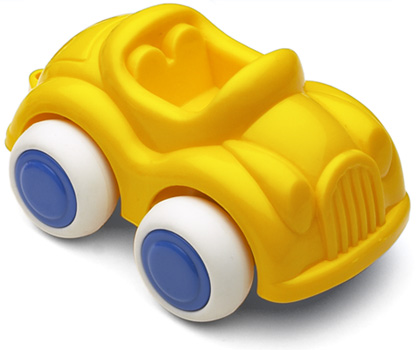 Plastic car