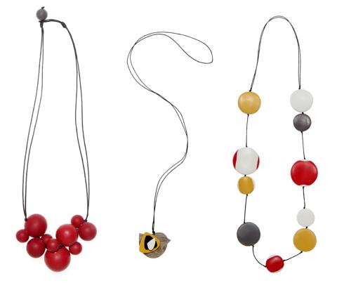 Elk necklaces